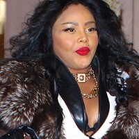 I'm just as full and confused as Lil Kim eating Arroz Chicken.