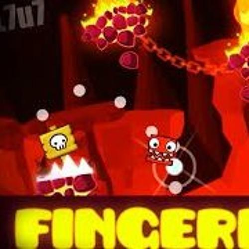 FingerBIT (Fingerdash but in 8-Bit style)