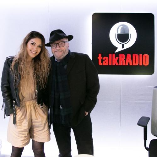 Dashni Morad Interview - George Galloway - Talk Radio
