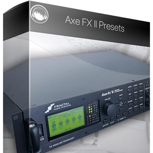 Axe FX II Presets Vol.1