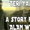 TERI YAAD MAIN ROYA-FT.MIV PLAYBACK (ALAN WAKE SONGS)