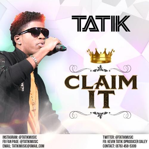 TATIK - CLAIM IT