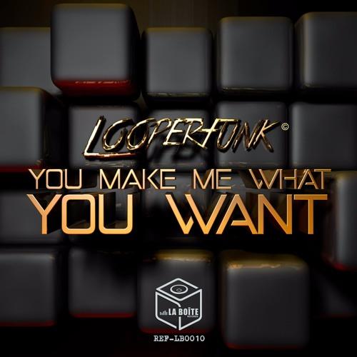 Looperfunk - You Make me what you want (Original Mix)