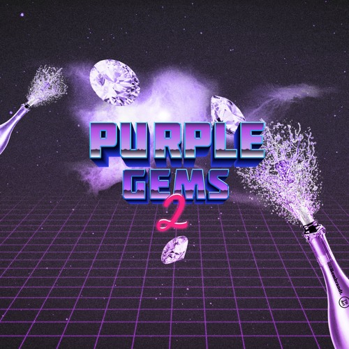 PURPLE GEMS 2