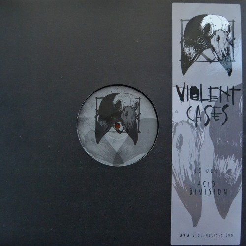Violent Cases 001 - Acid Division |12"