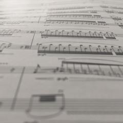 Passacaglia [2014] pour Voix et Orchestre