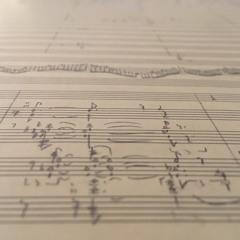 Concertino [2016] pour Violon solo et 20 musiciens