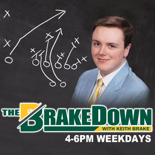 """Bracketologist for BracketWAG.com, Shelby Mast on """"The BrakeDown"""" Tuesday, March 7th"""