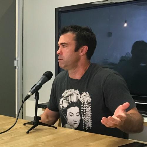 Ep 72 Geelong coach Chris Scott, Part 1: The volatile world of an AFL coach