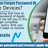 How to recover forgot password of your Apple devices?.mp3
