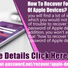 How to recover forgot passcode of Apple devices?.mp3