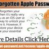 Recover forgotten Apple password.mp3