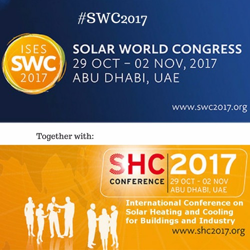 SWC2017 / SHC2017 -Dr. Maria Wall - Solar Architecture and Building Integration