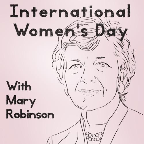 Ex-Irish President Mary Robinson on Hope, Climate Change & Women's Day