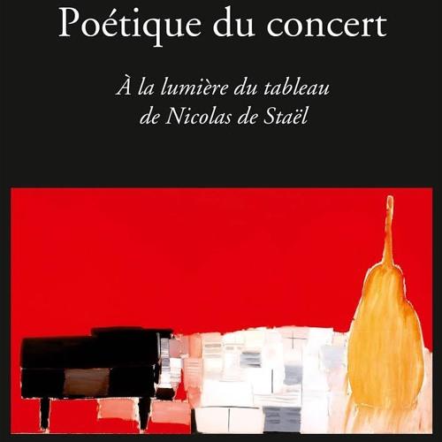"""""""Poétique du concert"""" de Sarah Barbedette"""