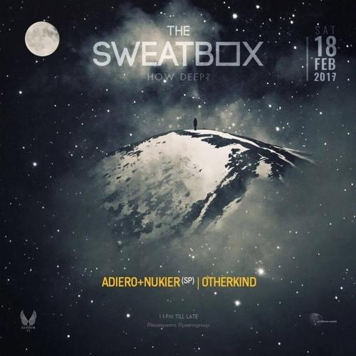 "Adiero + Nukier @ ""The Sweatbox"" Elysium Bar+Terrace (Kuala Lumpur) 18/01/17"