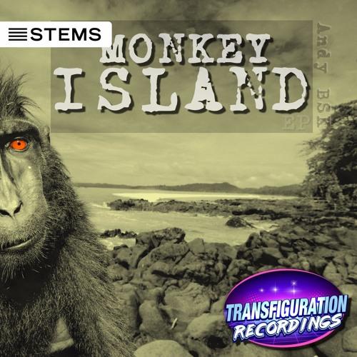 Monkey Island EP - TRA002