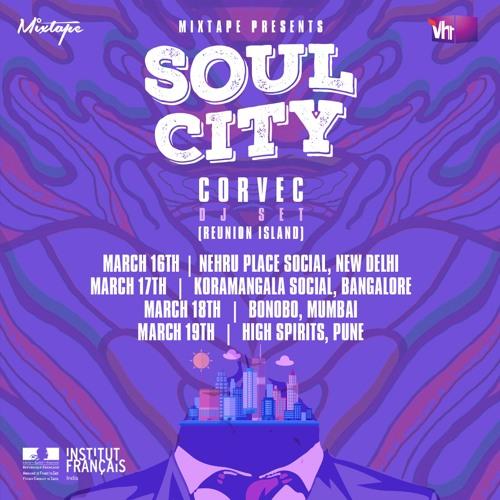 2017 / Beautiful Agony Vol.2 - Soul City Podcast - Mixtape India