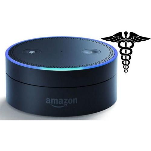 Alexa offering medical advice