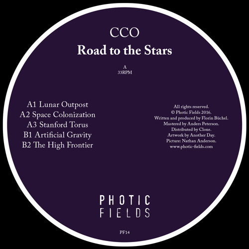 """PF14 CCO - Road to the Stars (12"""", out now)"""