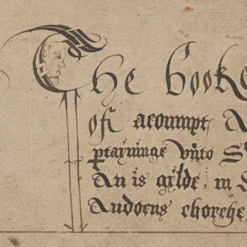 Charitable property: the manuscripts of St Anne's Guild, Dublin