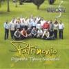 Conticinio interpretado por la Orquesta Típica Nacional Portada del disco