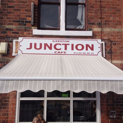 Cafe Has High Hopes Ahead of Railway Station Opening(Junction Cafe, Station St, Ilkeston, 2017)