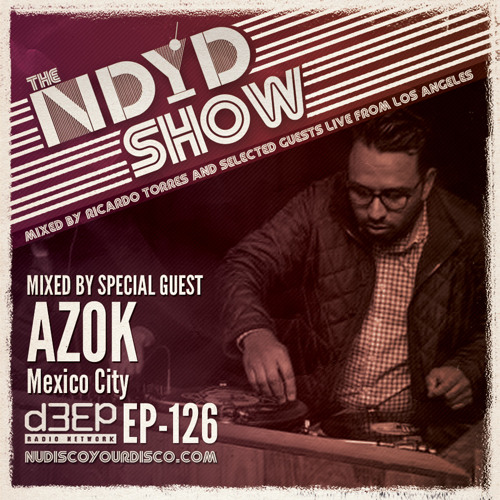 Electronic Radio1 Guest Mix: The NDYD Radio Show EP126