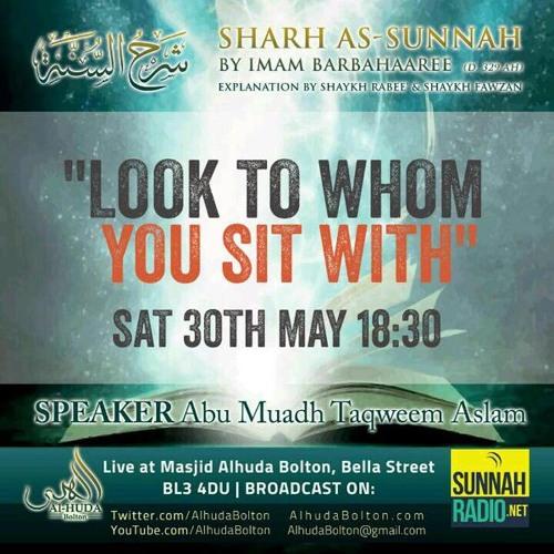 Sharh As-Sunnah Points 150-154