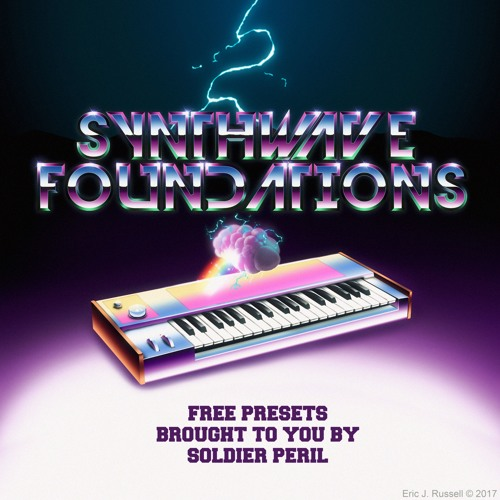 Synthwave Foundations Synth1 VST Presets Demo by Soldier Peril on