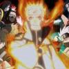 Kyuubi Naruto vs Madara beat (Light vs Dark)