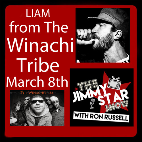 Liam Croker From The Winachi Tribe/ Ricky Rebel