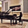 [Creative Commons Music] ATMOSPHERIC EXQUISITE BAR HOTEL LOUNGE GRAND PIANO BACKGROUND MUSIC 003