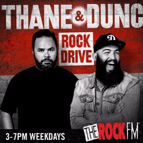 Thane & Dunc Podcast - 7 Mar 2017