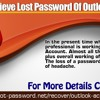 How to Retrieve Lost password of Outlook Account.mp3