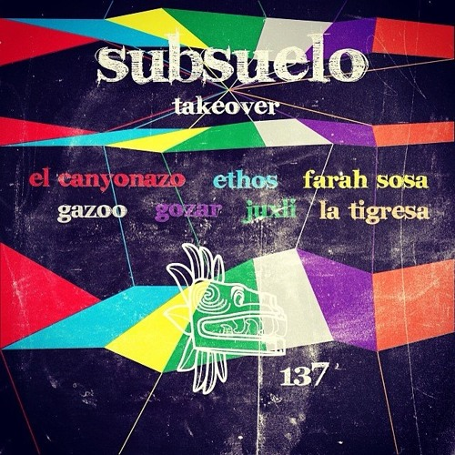 Culture Remixed Radio #137 (Subsuelo Takeover)
