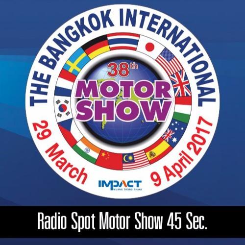 Radio Spot Motor Show 2017 - 45 Sec.