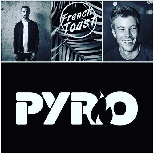 Guestmix & Interview with Ray Foxx (Pyro Radio rip 8.02.2017)