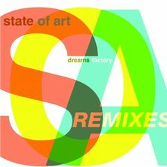 A4 State Of Art - Walking Machine (VEGO Remix) SNIPPET