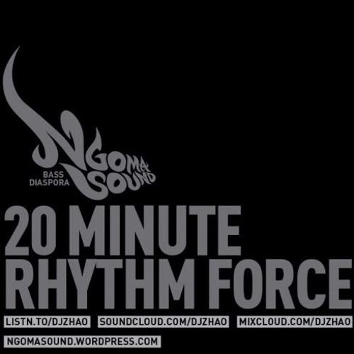 20MIN RHYTHM FORCE