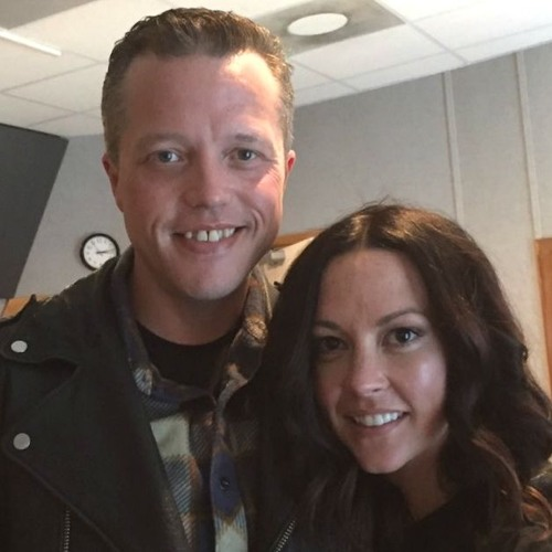 Amanda Shires and Jason Isbell answer Muhammad Seven's call-in question on Death, Sex & Money