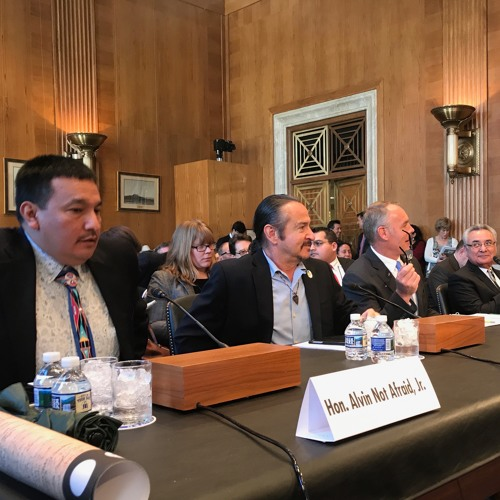 Senate Committee on Indian Affairs March 8 2017