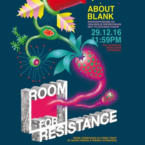 rRoxymore @ Room 4 Resistance - ://about blank - 29.12.2016