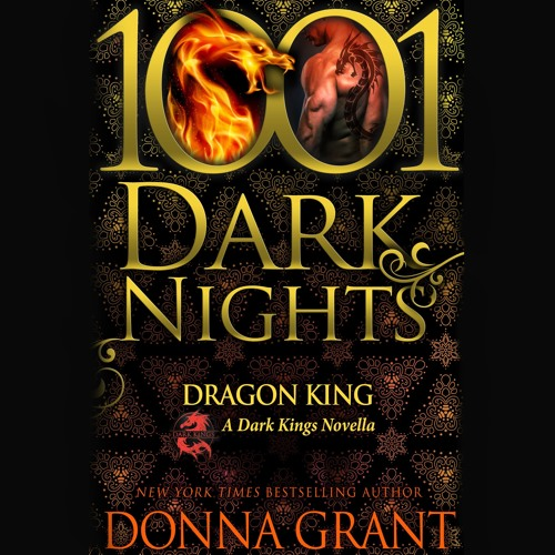Dragon King by Donna Grant, Narrated by Terry Donnelly