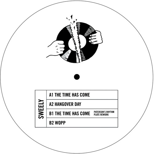 BK015 B1 Sweely - The Time Has Come (Paterson's Rhythm Plate Rework) CLIP