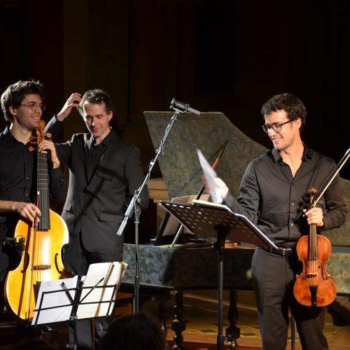 29 - Ludi Musici - G.F.Haendel - Sonate pour Violon et Basse continue - La majeur