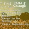 DJ JuBoy @ The 2016 Taste Of Chicago (7-10-16)