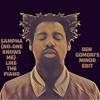 PREMIERE: Sampha - (No-One Knows Me) Like The Piano (Ben Gomori's Minor Edit)