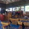 Musik gamelan di Gianyar, Bali