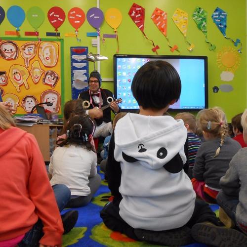 Kindness Week, St Matthew's Primary School's GratituTune